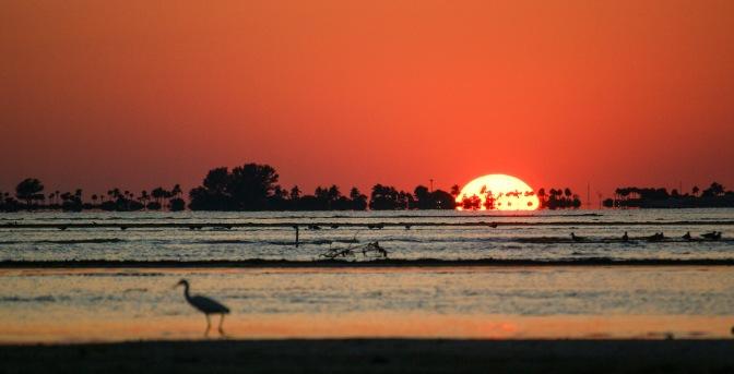 Sunsets over Sanibel