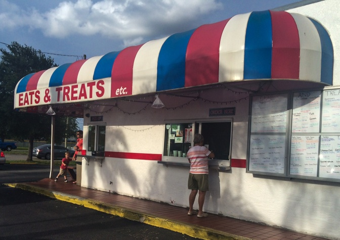 Southwest Florida Pit Stop: Caruso's Eats and Treats